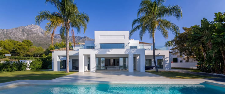 Luxury Marbella Villas