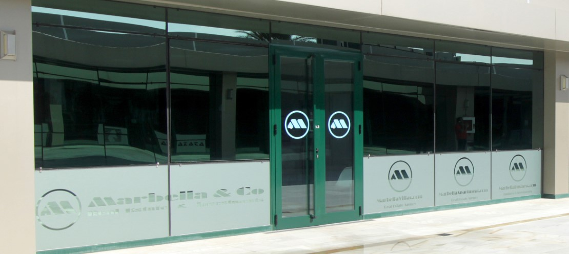Marbella Apartments Office - Exterior